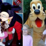 Some of the Weirdest Moment Captured at Disney Parks