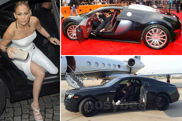 The Latest Celebrity Cars Extravaganza