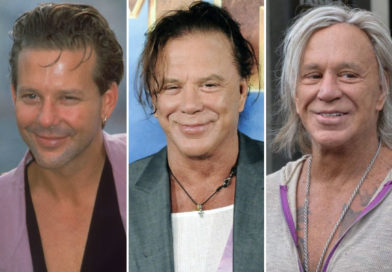 Beautiful Celebrities Who Have Aged Terribly